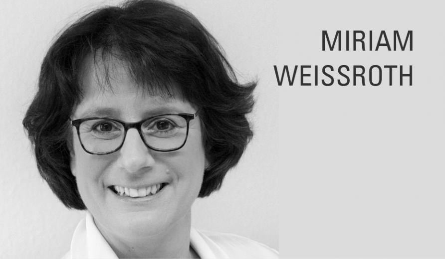 Miriam Weissroth, Research & Product Development, WEHRLE Umwelt GmbH
